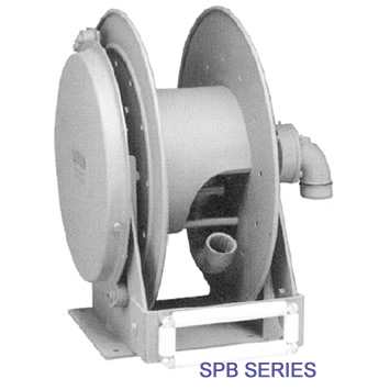 Hannay hose reels meeder equipment for Hannay hose reel motor