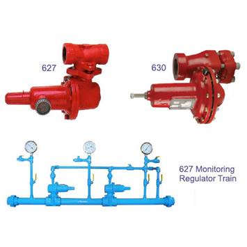 Commercial/Industrial Regulators First Stage - Meeder Equipment